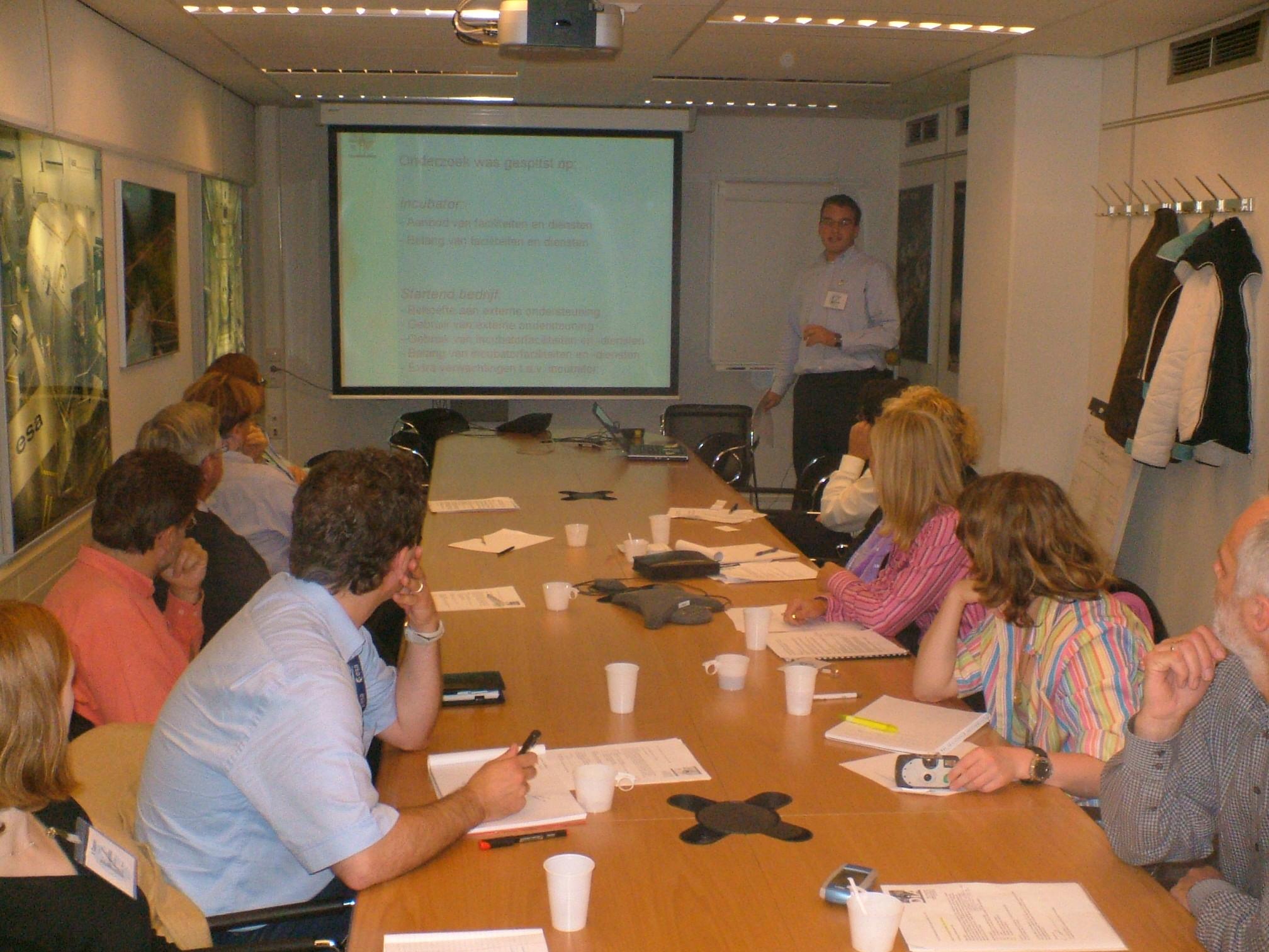 Presentatie Niels 5-10-04