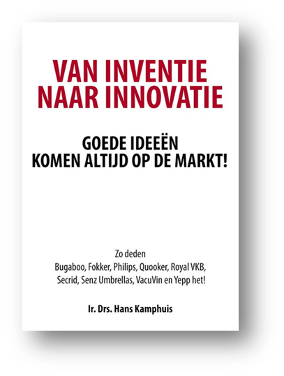 Boek Van Inventie naar Innovatie