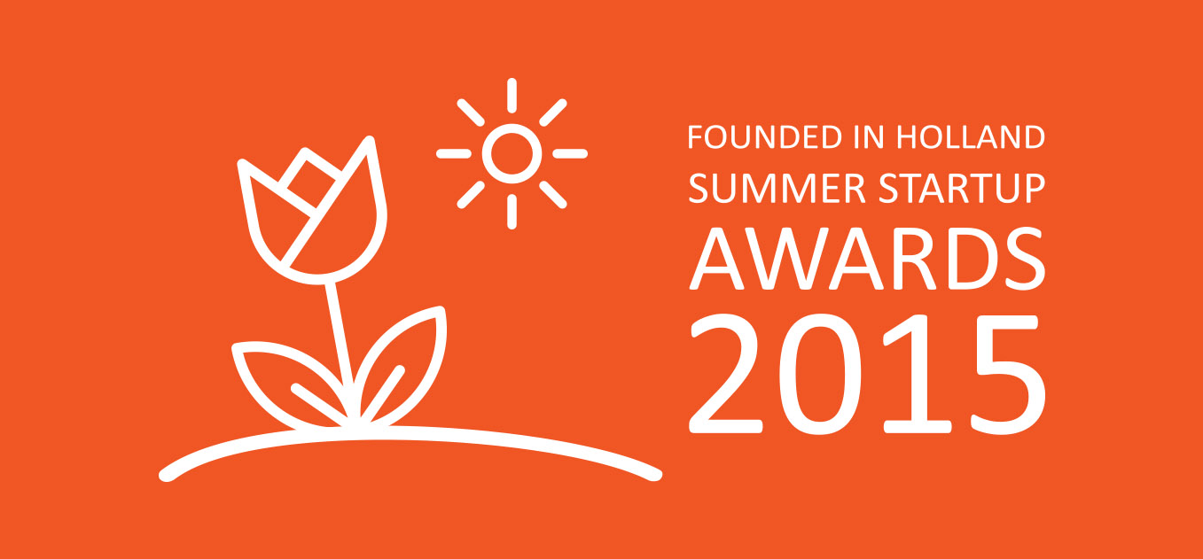 founded in holland awards 2015
